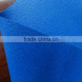 Best sale 100% new PVC Tarpaulin ,rough surface , flame-retardant fabric,roof cover , waterproof cover