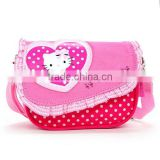 2013 Best Design Hello Kitty School Bag for Teenagers,Professional OEM Manufacturers Shoulder Bags for Girls
