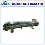 tube type oil cooler hydraulic heat exchange finned tube GLC series