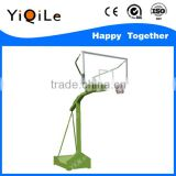 Fiber glass basketball backboard acrylic basketball backboard basketball pole
