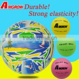 sporting goods beach water / rubber bladder volleyball ball