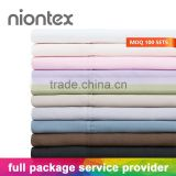Incredibly Soft 4-piece Deep Pocket Bed Sheet Set With Microfiber Pillowcase for Wholesale