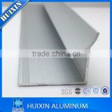 Chromed anodized aluminium 6063 T5 inside metal tile trim corners