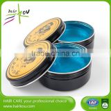 GMPC Certification and Wax Form Moisturizing Hair Pomade/private label halal hair pomade
