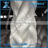 8 strand mooring line for tug and barge