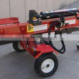 Factory direct sale Diesel 50Ton log splitter wood log cutter with Electric start CE/ISO certification