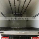 cold storage refrigerator freezer flat deck trailer