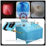 Plastic split film yarn ball winder