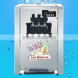Hot sale table top soft ice cream machine, Small ice cream machine(ZQR-335)