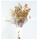Decor flowers and plants artificial goji berry plant