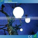 Christmas Mood Decoration LED Solar Hanging Decorative Balls Lights