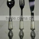 metal antique new deisgn cutlery sets for sale