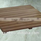 new style high quality wooden bath mat