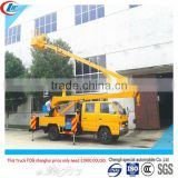 Famous 10m truck mounted boom lift