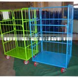 2016 three sides metal roll container