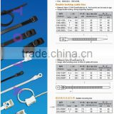 Saddle Mounting Cable Ties