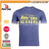 BEROY Wholesale Custom Printing T Shirt for Men with OEM ODM Service
