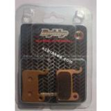 bicycle sintered brake pad for SHIMANO