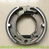 Motorcycle brake shoe for Force-1,weightness of 175g