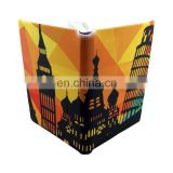 Cheap bookcover with full color printing