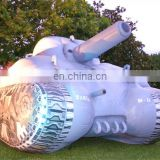 custom giant Tank Inflatable Balloon event decoration