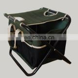 Durable folding fishing chair