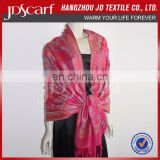 Comfortable China Manufacturer Top Quality Branded Winter Shawl