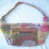 printed cotton ladies handbags