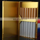 wholesale aluminum cigarette case many colors plated metal craft factory