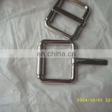 Special Bross material different shape metal clip.slider with pin