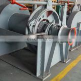 Horizontal and vertical Marine Anchor Hydraulic Windlass