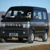 Dongfeng Well-being mini bus V27, China mini bus, 7 seats car