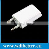 For iPHONE 5 5S 5C UK EU* PLUG WALL USB POWER CHARGER for 4G 4GS 3GS for HTC for SAMSUNG