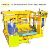 block machine brick making machine supplier mini egg laying concrete block machine price