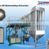 3 Disks Rotomolding Pulverizer Machine