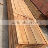 12-15mm thick brazilian teak hardwood wood cladding for outdoor use