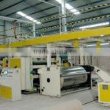 Automtic corrugated cardboard production line/machine for making carton box/corrugated cardboard maker