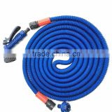 2016 Amazon Hot selling expandable garden hose brassExpandable hose with brass connectors /xxx hose expanding garden water hose