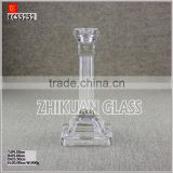 Factory sales Wholesale crackle glass votive candle holder from quality glass candle holders suppliers