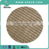 Wholesale Cheap Round Disposable Paper Tablemat and Coaster                                                                         Quality Choice