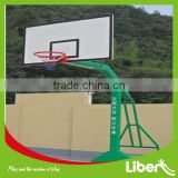 Height Adjustaball Indoor Wall Basketball Hoop, Basketball Stand,standing Basketball Frame Set with Net Hoop Backboard LE.LQ.004