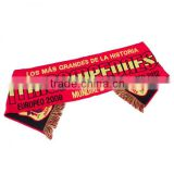 Spanish 3 times Champions Scarf