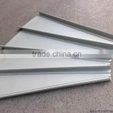 color coated aluminum & magnesium & manganese stainless steel structure roofing sheet