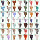 Wholesale Assorted Gemstones Healing Angels Carving