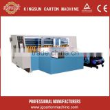 Thin blade slitter scorer machine/semi-automatic Cardboard sheet Rotary die-cutting
