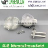 High quality Air Differential Pressure Switch SC-08                                                                         Quality Choice