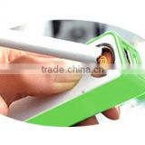 High quality small size cigarette lighter power bank 2600mah