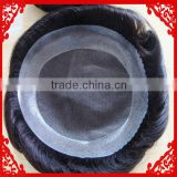 China websites that accept paypal men's toupee for black men 100% human hair toupee hair system