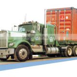 Analog truck scale weighbridge 30t