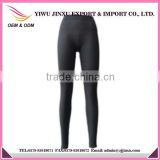 Wholesale Fashionable Seamless High-Waisted Elastic Comfortable Fitness Jacquard Ladies Ankle Leggings
